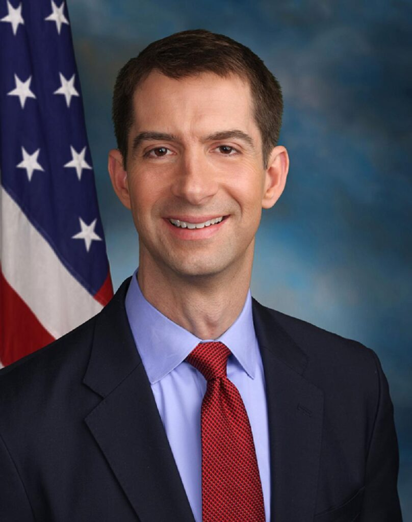 US To Revoke China's 'Most Favored Nation' Status : Tom Cotton