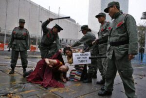 Stepped-Up Surveillance By CCP China In Tibet And Gross Human Rights Abuses