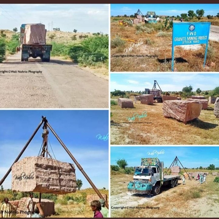 People of Sindh Angry as Karoonjhar Hills in Sindh being sold to Chinese Companies