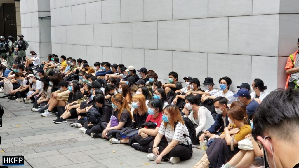 Hypocrite China Lectures US Over Human Rights Abuses After Election To UNHRC : Protests by young students in Hong Kong were ruthlessly crushed by China