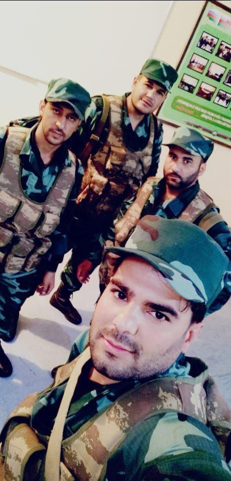 The Idlib Post channel published photographs of Syrian Terrorists dressed in Azerbaijani uniforms and located at one of the bases of the Azerbaijani Armed Forces