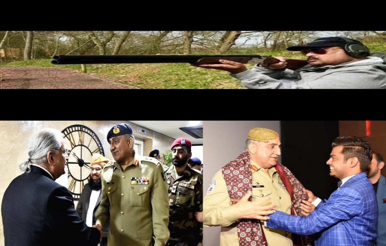 Altaf Hussain Exposes Chief of Pakistan Army General Bajwa's Entry Into Politics.