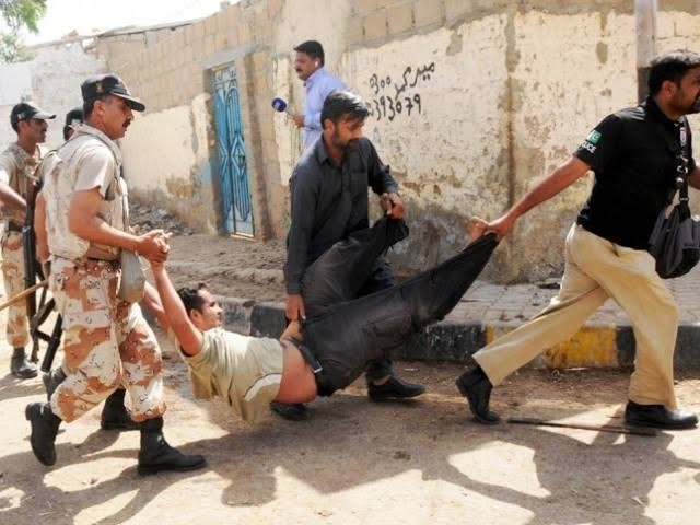 Disgruntled Sindh Rangers Personnel Expose Illegal Mercenary Force Of Pakistan.