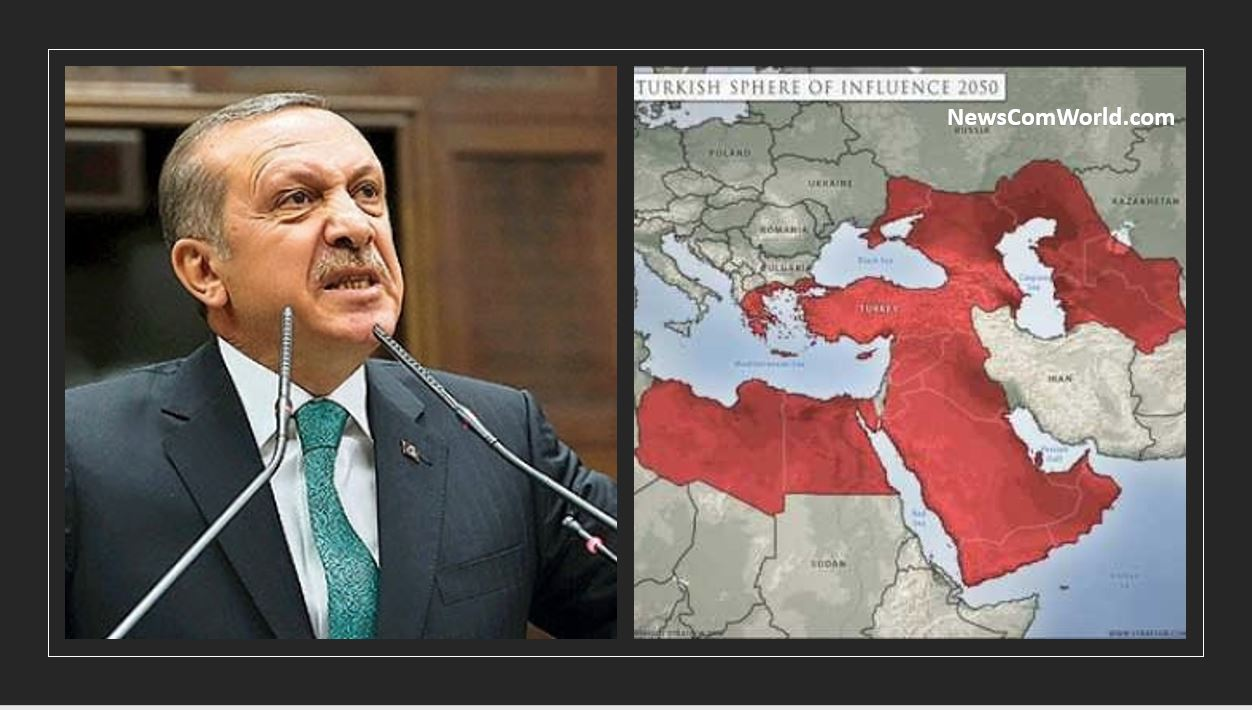 Turkey Tricked Terrorists from Syria, Libya, Pakistan and Azerbaijan to fight its war.
