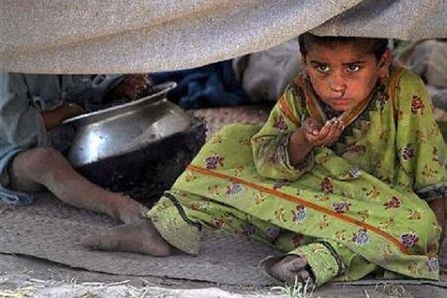 Pakistan A Garrison State : While the Punjabi Pakistan Army loots all the resources from Pakistan Occupied Balochistan, the land owners in Trillion Dollar rich Balochistan live in perpetual poverty.