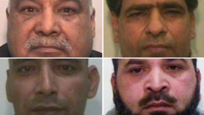 Pakistani Muslim Grooming Gangs in UK Raped Thousands of Girls 8-12 Year Old