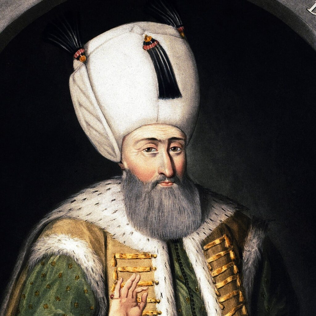 Arab World is distancing itself from its Ottoman Past : Ottoman Sultan, Suleiman
