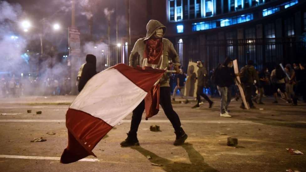 George Soros Behind The Protests In Peru To Destabilize The Region