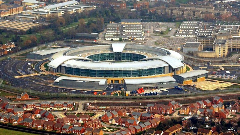 UK Announces Largest Military Investment : GCHQ