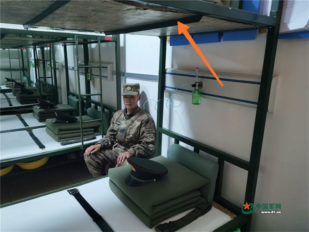 Chinese CCP Propaganda Video Showing PLA soldiers Given Oxygen in Barracks Mocked by Indian Experts