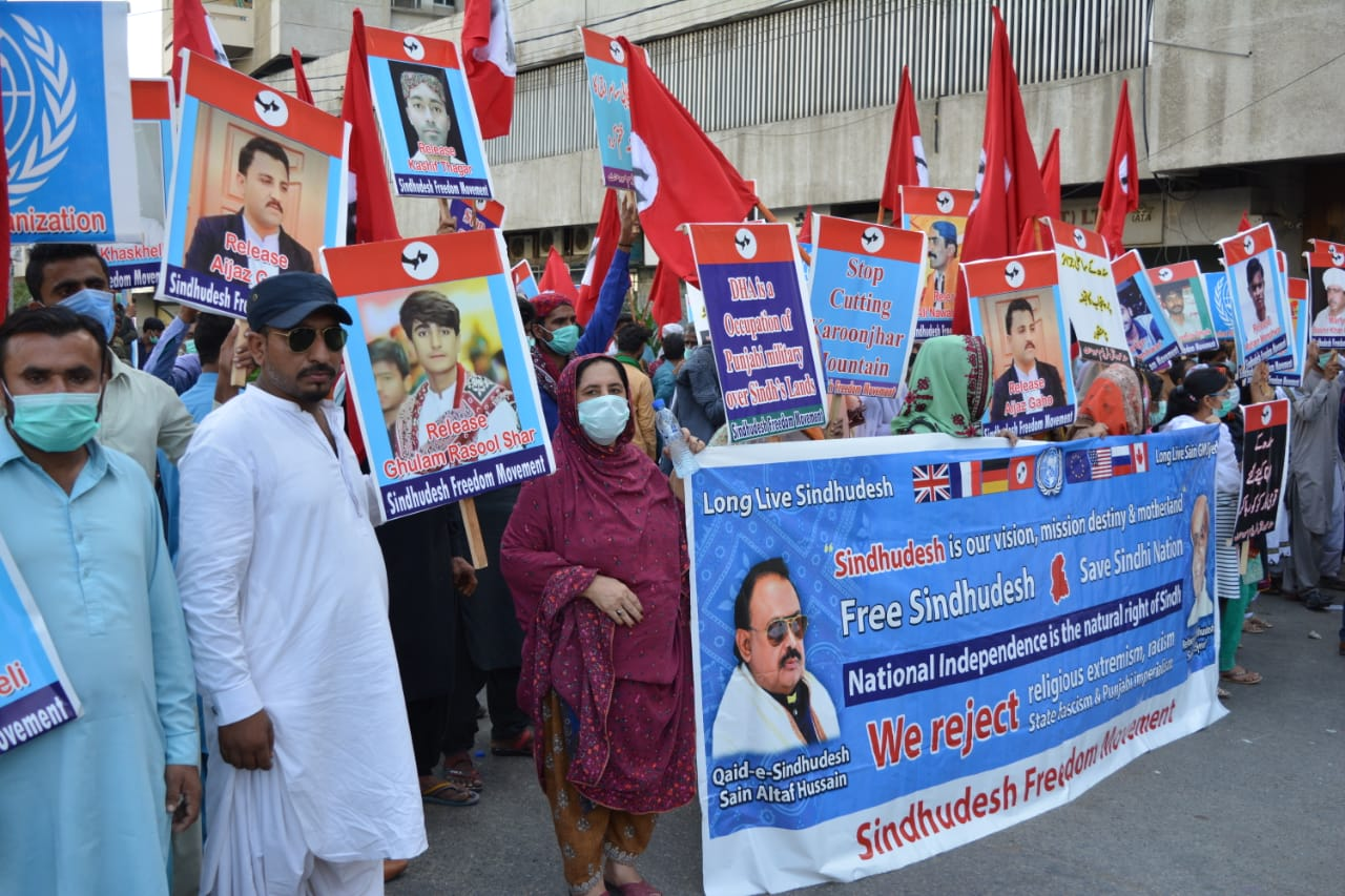 Sindhudesh Freedom Movement Gains Momentum