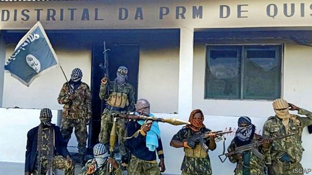 Islamist Terrorists Behead More Than 50 In Mozambique