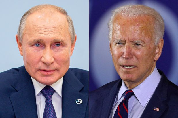Vladimir Putin refuses to recognize Joe Biden as winner of the US election