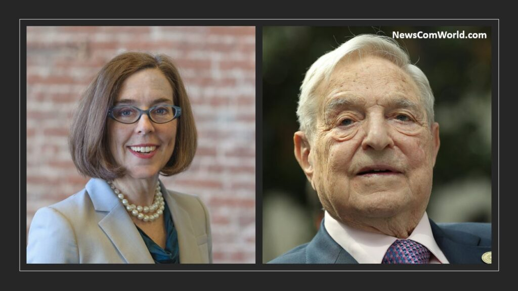 Gov. Kate Brown Slammed For Destroying Thanksgiving Celebrations : Is This George Soros Agenda?