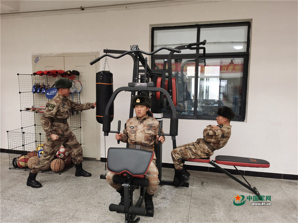 Chinese CCP Propaganda Video Showing PLA soldiers Given Oxygen in Barracks Mocked by Indian Experts : Can anyone do these physical exercises at an altitude of more than 4000 meters even in Oxygen enriched barracks? Will the soldiers be any good in open war zone?