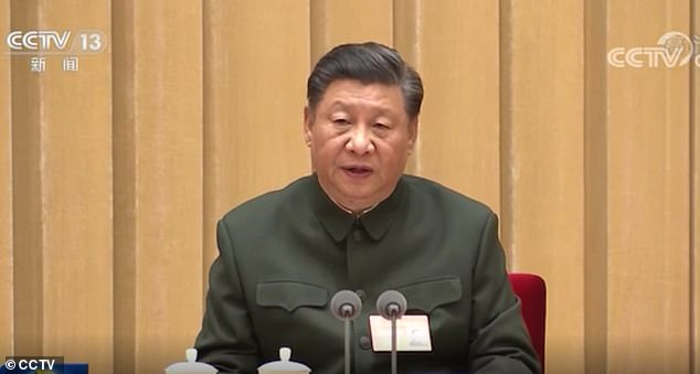 Chinese President Xi Tells His Army 'Not To Fear Death' And 'Prepare To Win Wars'