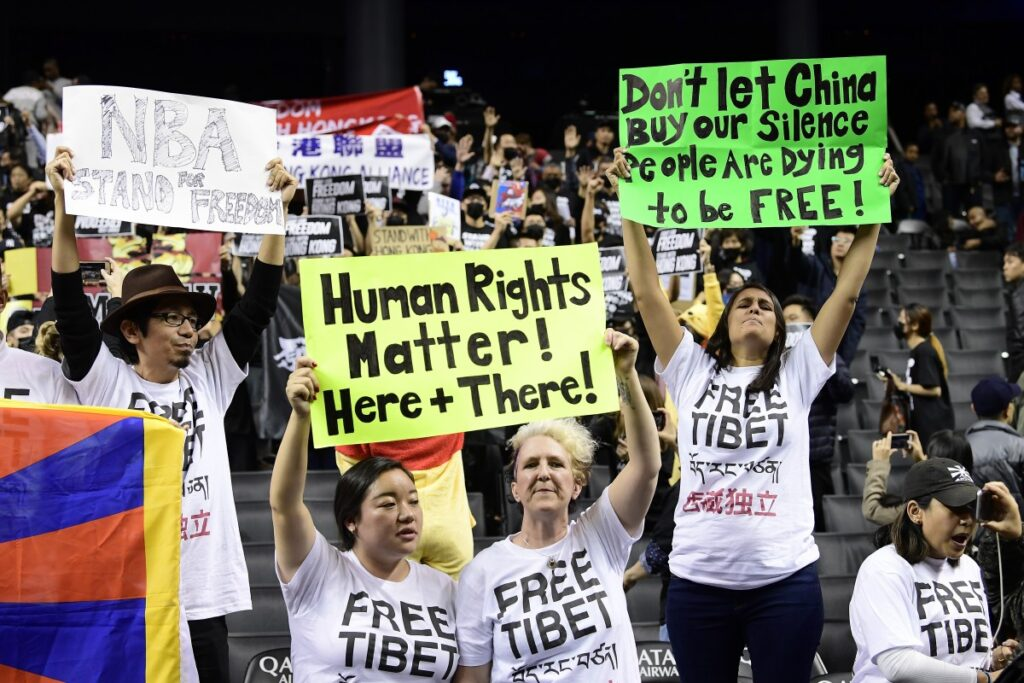 Hypocrite China Lectures US Over Human Rights Abuses After Election To UNHRC