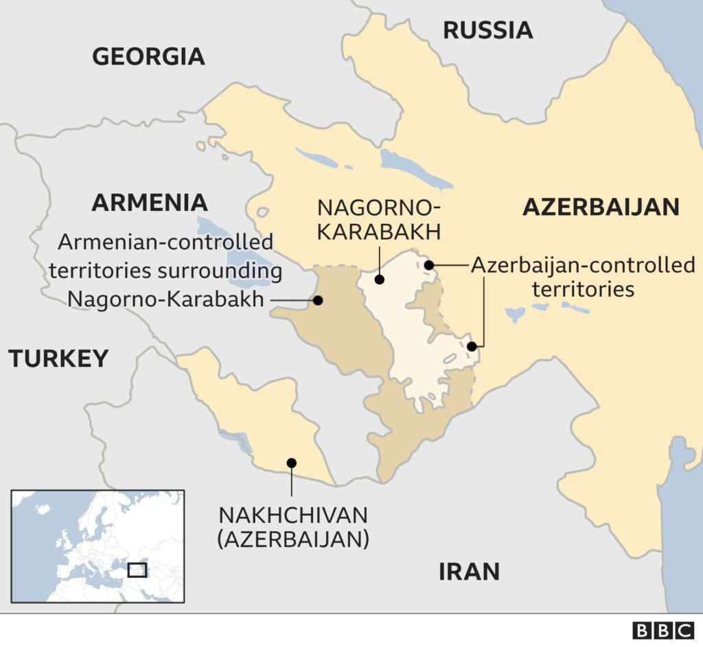 Bravado Doesn't Win War - A Lesson From Armenia's Capitulation