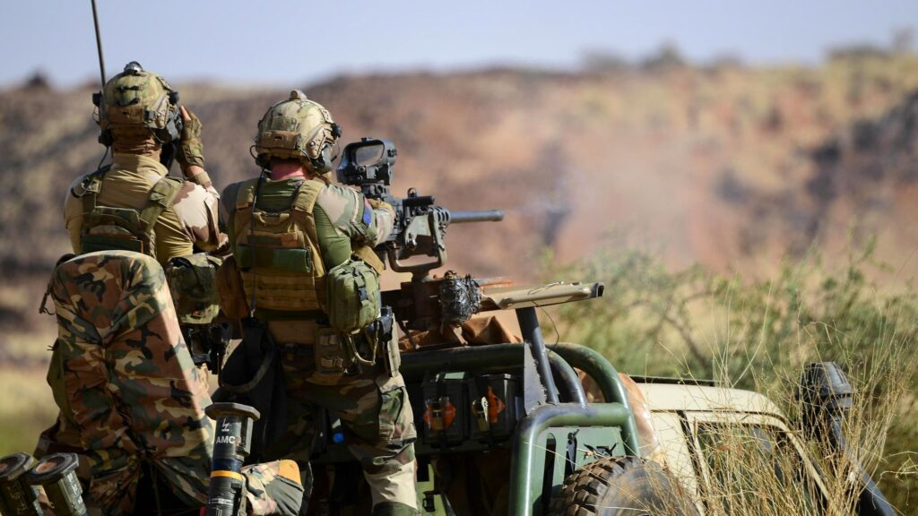 French Forces Killed Al Qaeda's Top Terrorist Bah ag Moussa in Mali Besides 50 Radical Terrorists