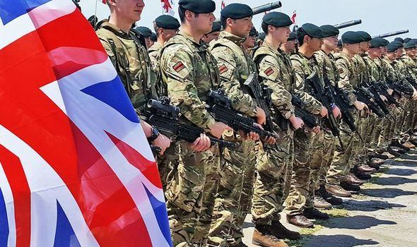 UK Announces Largest Military Investment : Preparing For Cold War II?