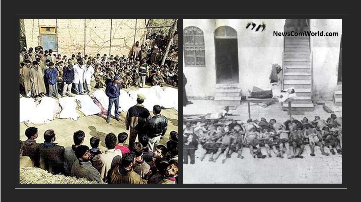 Islamic Supremacism In a Crumbling Global Order : Three Forgotten Massacres In Armenia And Kashmir