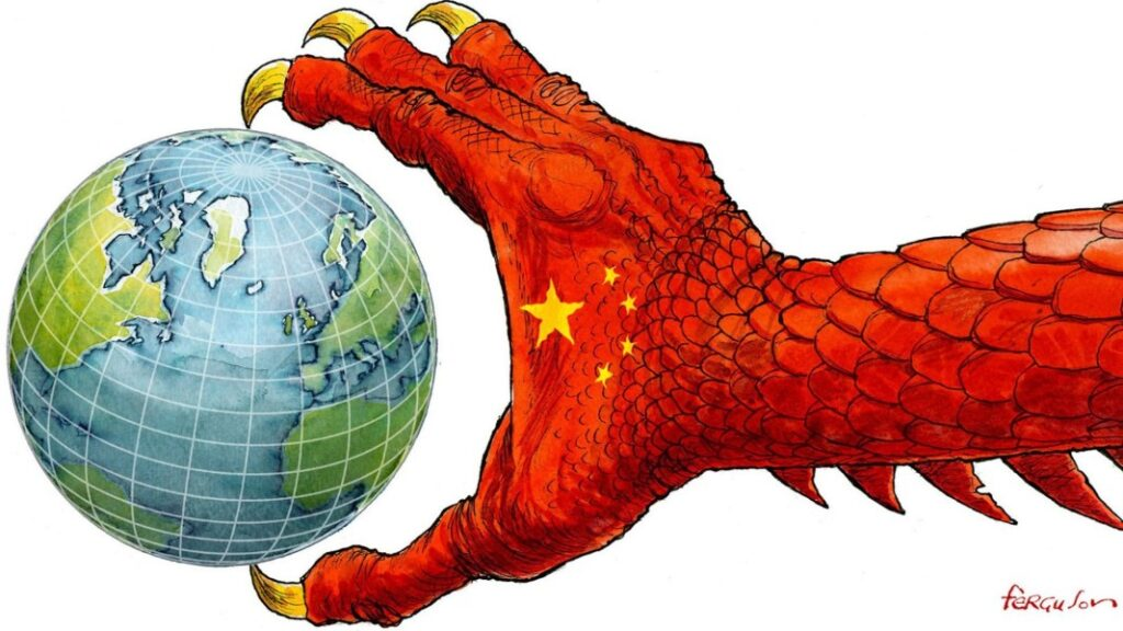 Countering the Chinese Communist Party's Covert, Coercive, Corrupting and Malign Influence in Free Societies : US State Department