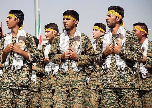 Inside Iran's Army of Terror and Oppression: Revolutionary Guards (IRGC) - Basij forces (The Organization for Mobilization of the Oppressed), a paramilitary volunteer militia