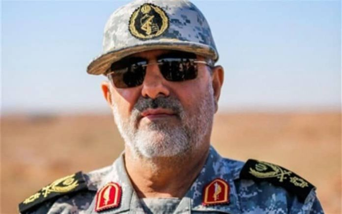 Inside Iran's Army of Terror and Oppression: Revolutionary Guards (IRGC) - Mohammad Pakpour, the commander of the IRGC ground force