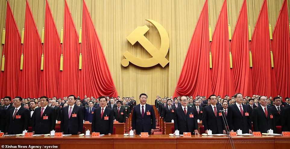Leaked Files Expose Mass Infiltration of 2 Million Chinese CCP members in Companies, Institutions and Administration All over the World