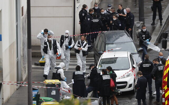 Four Pakistanis Placed Under Formal Investigation In France For Links to Paris Cleaver Attack