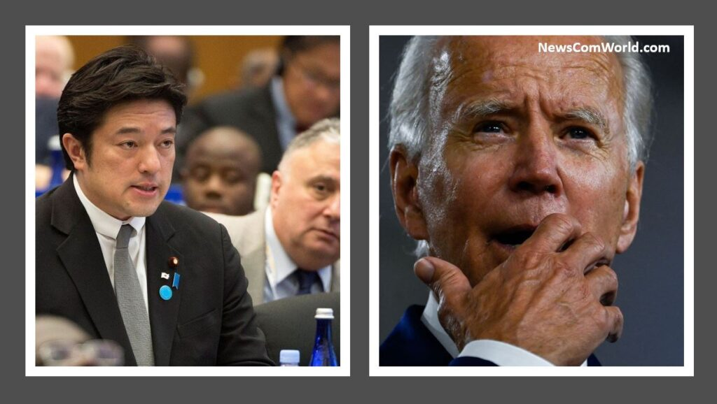 Japan Urged Joe Biden to Stand Up Against China and Support Taiwan As President Trump Did.