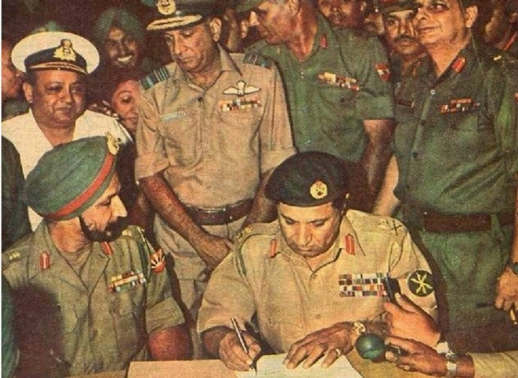 Baloch, Pashtun Struggle Similar To 1971 Bangladesh Separation From Pakistan : Pakistan Army Signed the document of Surrender to Indian Army