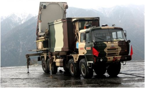 India Starts Deliveries of Swathi Weapons Locating Radars to Armenia