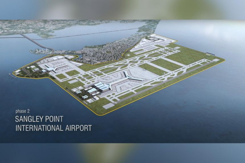 Philippine Cancelled Award For China Communications' $10 billion Sangley airport deal : Avoided Debt Trap Diplomacy