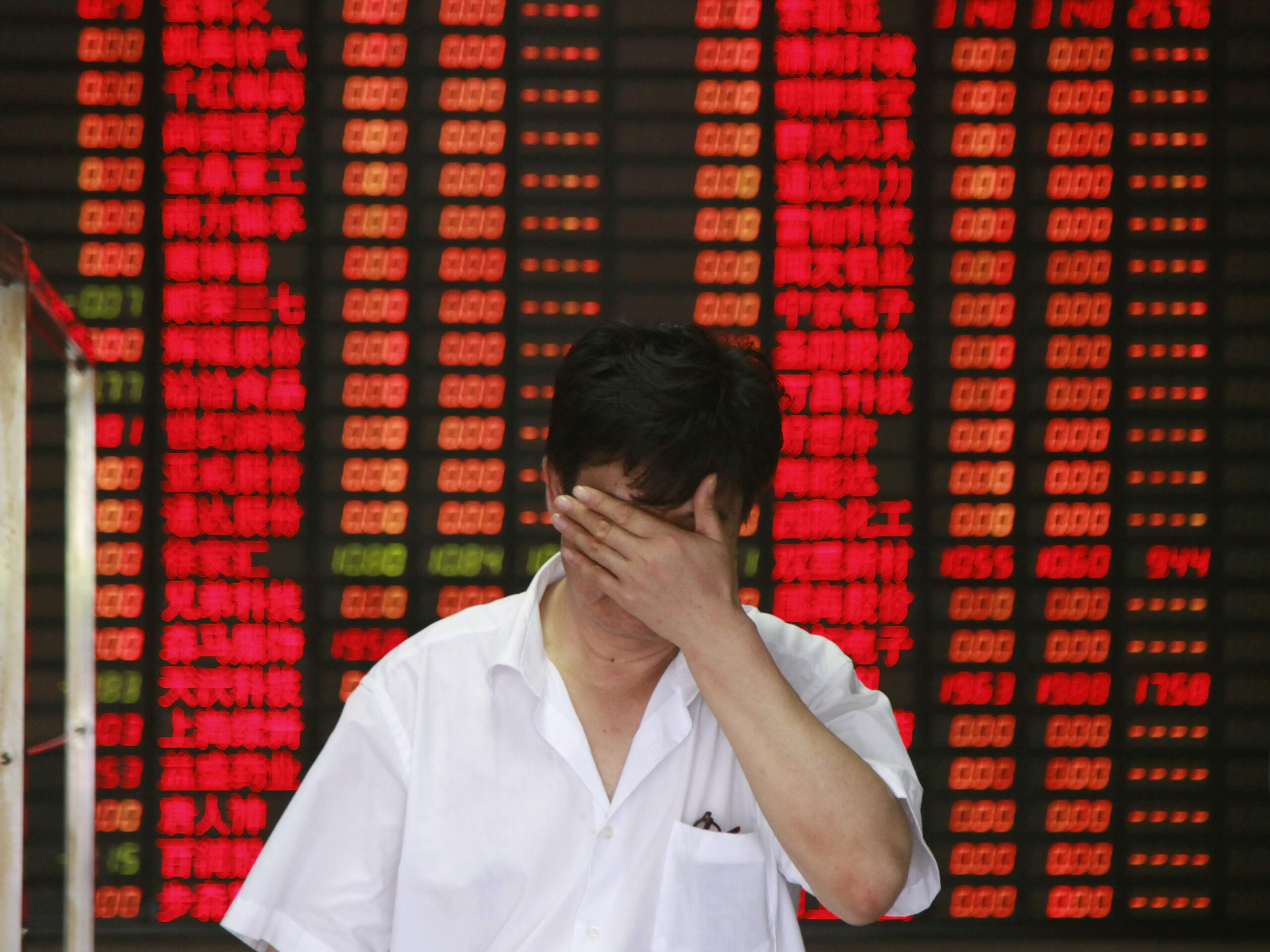 Investors Stay Away from Investing In Chinese Stocks. Chinese Stocks Waiting For A Steep Crash