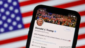 Twitter Banned Trump's Twitter Handle. Google and Apple to Suspend Parler from App Store
