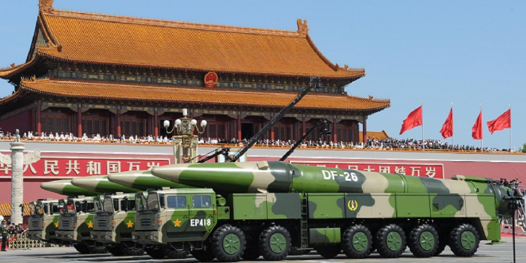 New US Defence Chief Calls On Japan, South Korea, UK To Team Up In Indo-Pacific : China Deploys Nuclear Capable Missiles At Multiple Locations
