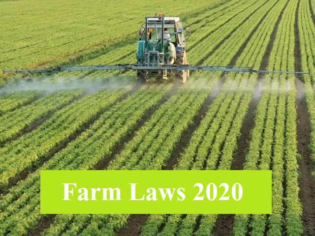 Farmers Bill Demystified Part 1 : Know The Truth About Farm Laws And Don't Fall in Propaganda