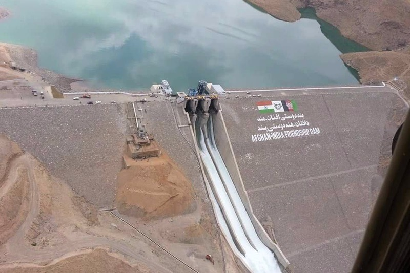 Pakistan Rattled As India And Afghanistan Signed MOU To Build Shahtoot Dam In Kabul : Previous Salma Dam known as Afghan-India Friendship Dam