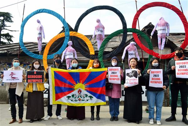 "2022 Beijing Olympics : Uyghur And Tibetan Human Rights Groups Pressure Corporate Sponsors to Boycott ""Genocide Games"""