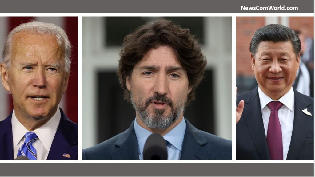 Trudeau Loves to run down Canada and place interests of others over Canada's