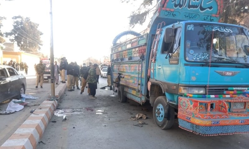 Balochistan Rejects Pakistani Propaganda : 26 Injured, 2 Dead In 2 Blasts in Pakistan Intelligence Agency ISI Organized Rallies