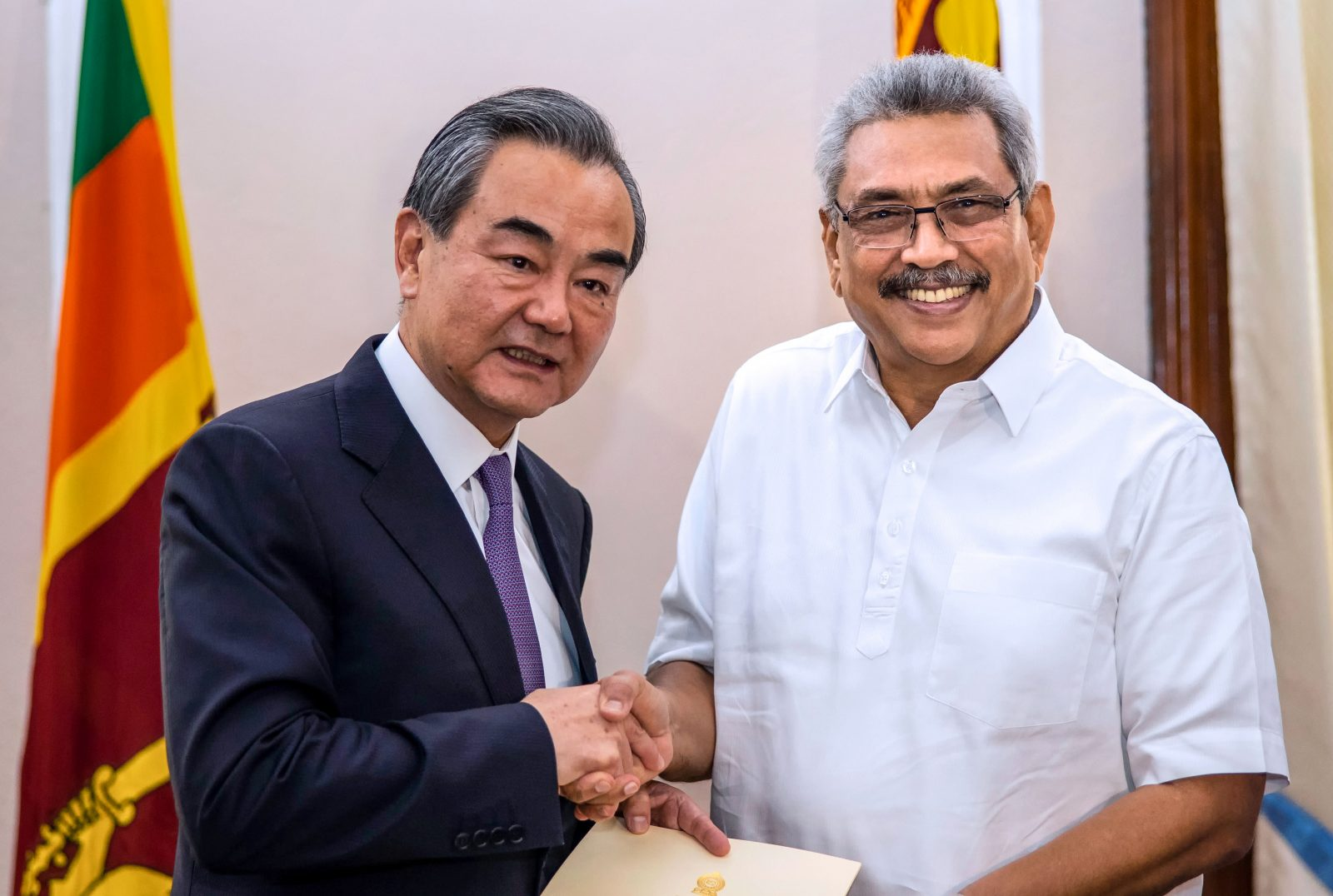 In Love For China, How Much Will Sri Lanka Ruin Itself Further?