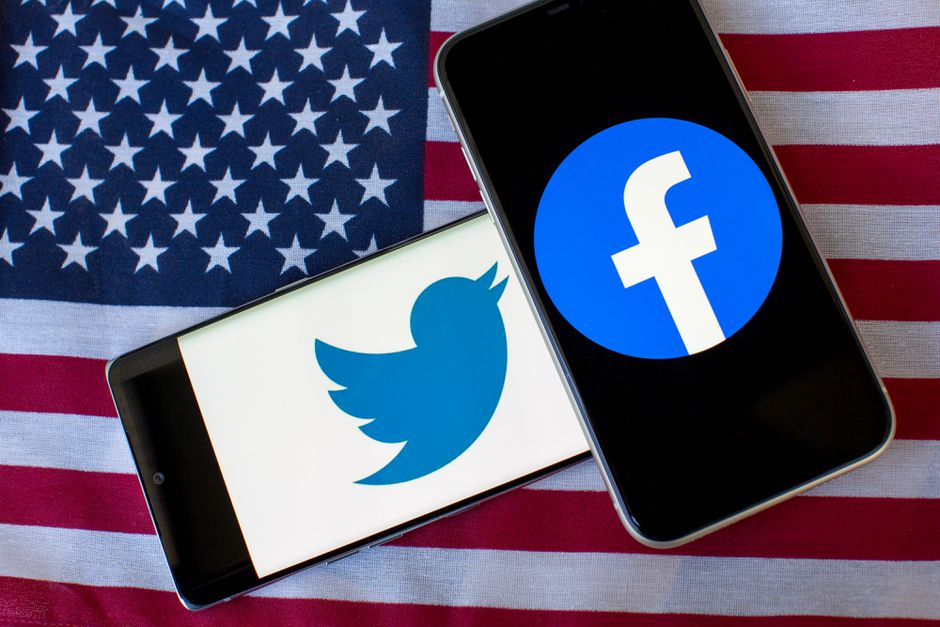 Curtailing Social Media Companies like Facebook and Twitter's Anarchy Projected as A Violation of North American trade deal : Tech Tyranny