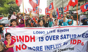 Sindh Is Not An Orphanage. We Reject All Settlements Of Outsiders In Pakistan Occupied Sindh : Zafar Sahito