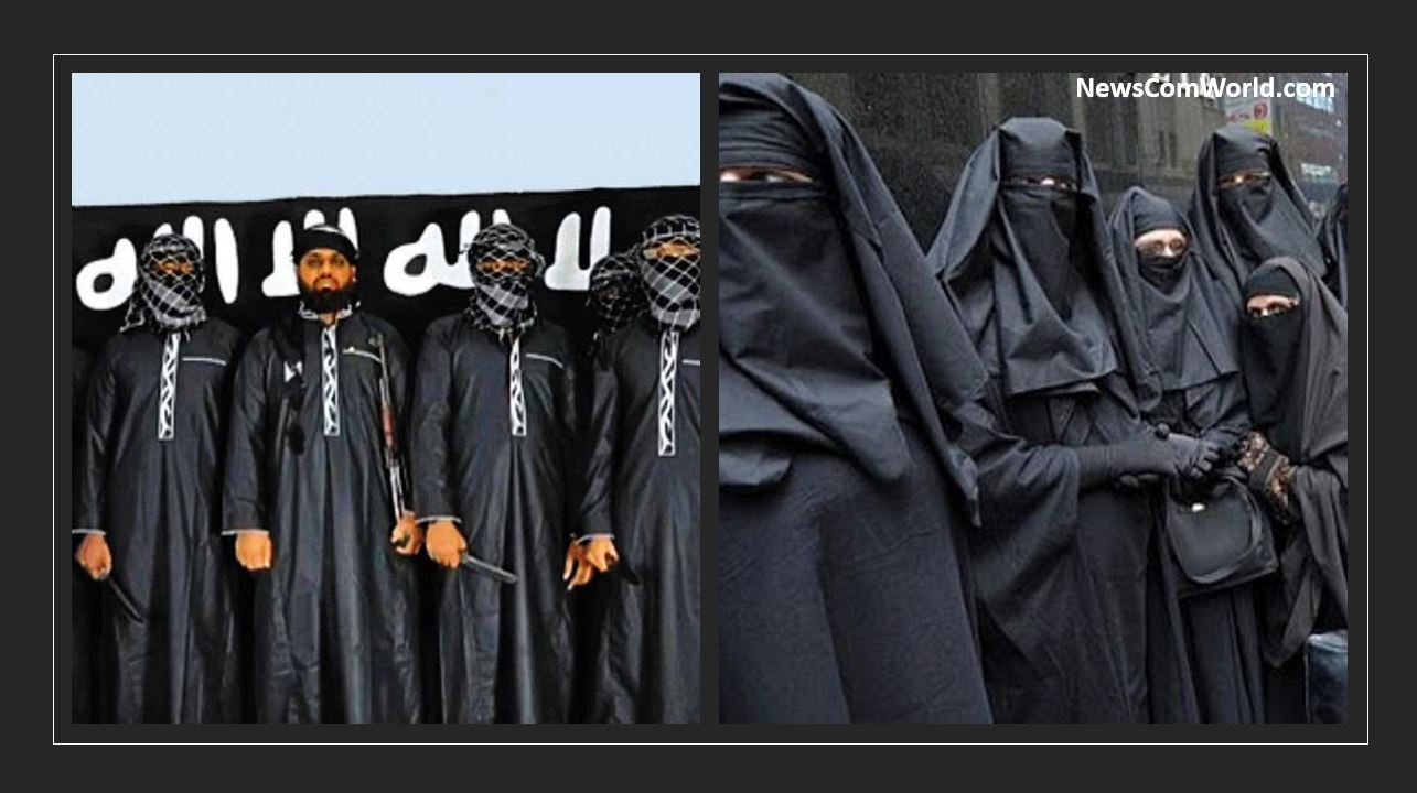 """Sri Lanka To Ban Burka, Close More Than 1,000 Madrasas, Detain Suspects For Up To Two Years For """"Deradicalization""""."""