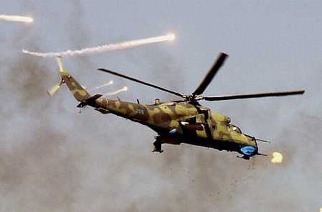 Pakistan Army Gunship Helicopters Fled Defeated After Balochistan Freedom Fighters Retaliated