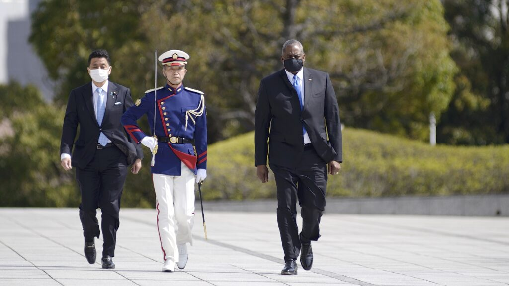 Japan - U.S. affirm emergency cooperation in case China tries to Invade Taiwan