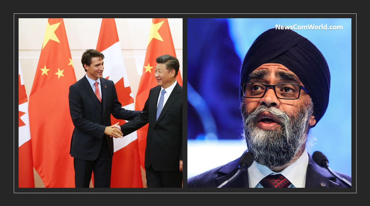 Canada Fast Degrading Into A Chinese Colony : Threatens To Pull Support For International Halifax Security Forum