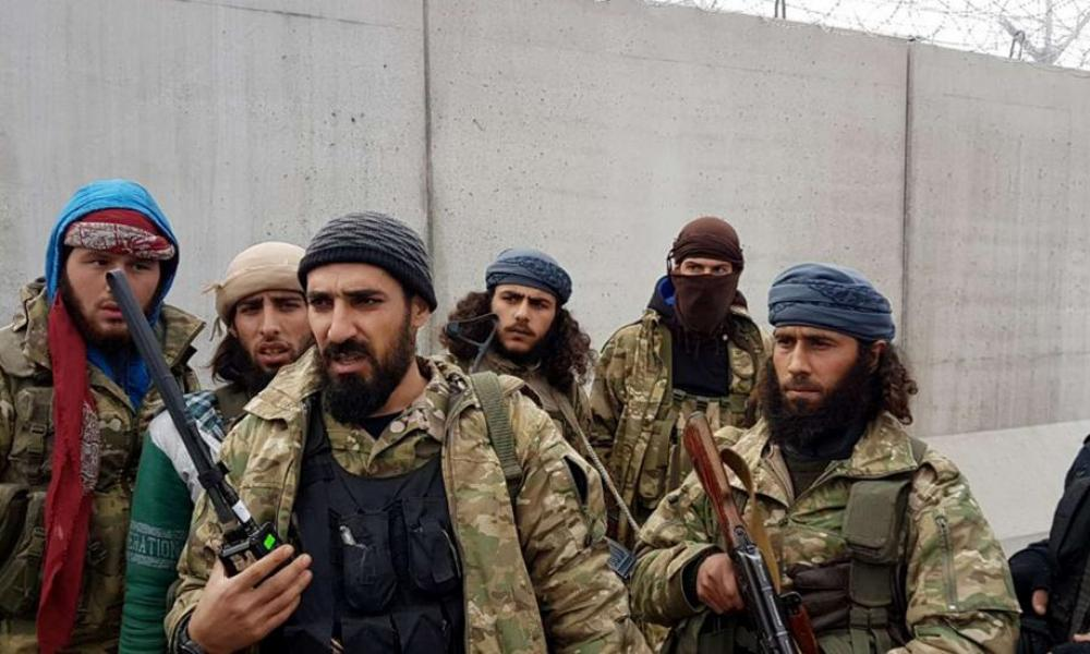 Global Terrorist Recruiting Country Turkey Now Recruiting Terrorists to be sent to Ukraine to Fight Russia